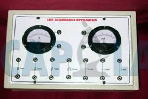 Lcr Resonance Apparatus