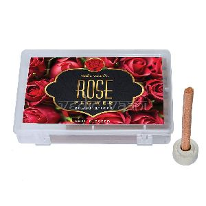 Rose Flower Dhoop Sticks
