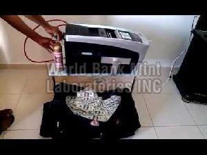 Black Dollar Cleaning Machine
