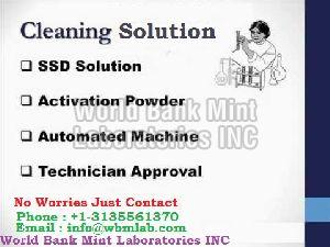 Ssd Chemical Cleaning Service