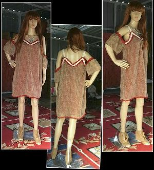 Chiffon Casual Dress