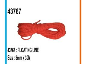 Floating Rope( 8mm,30mtr)