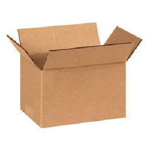 7 Inch Corrugated Packaging Box