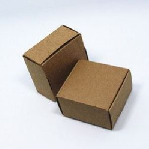 Kraft Corrugated Packaging Box