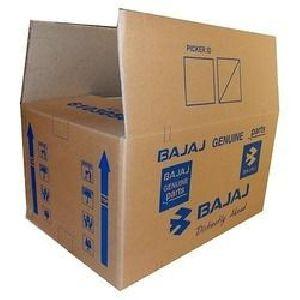 Custom Printed Corrugated Packaging Box