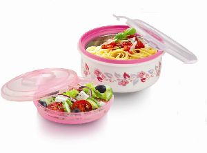 Jayco Thermo Lock 500 Pink Lunch Box