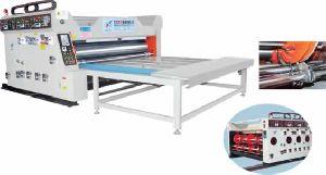 Hy-a Semi Automatic Printer Slotter Machine