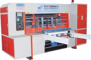 Hy-qm Rotary Die Cutting Machine