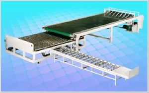 Paper Sheet Delivery And Side Conveyor Machine
