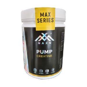 Pump Creatine Protein Powder