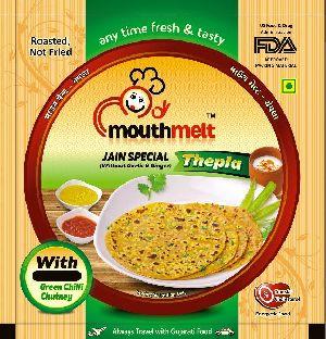 Ready To Eat Jain Special Thepla
