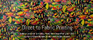 Custom Fabric Printing Services