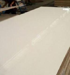 Polyester And Melamine Faced Blockboard