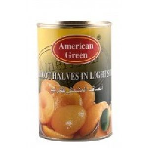 Delicious Canned Apricot Halves Light Syrup