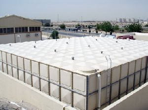 Grp / Frp Sectional Tanks
