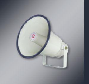 Round Aluminum Flare Horn Speaker