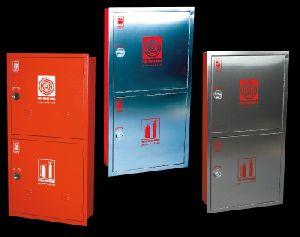 Fire Cabinet Double Doors