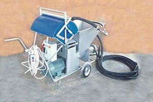 Spray Plaster Machine