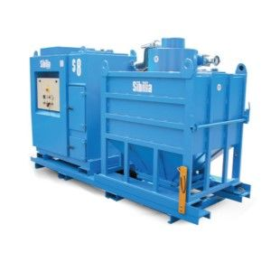 Grit Recovery Unit With Pre-separator