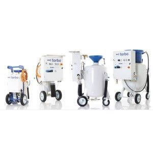 Wet Abrasive Blasting Machine