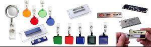 Badges & Accessories