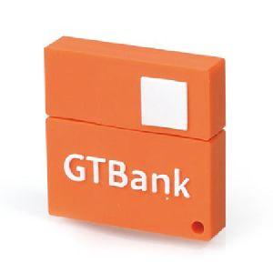 Square Block Customised USB