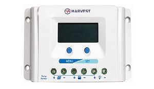 PWM Charging & Discharging Controller with LCD