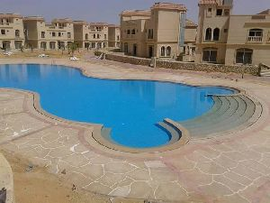 Swimming Pool, Spa And Jacuzzi