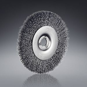 Circular Wire Brush Crimped