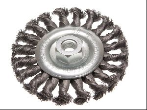 Circular Wire Brush Twisted