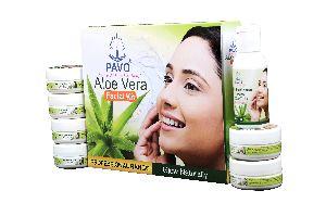 Pavo Aloe Vera Facial Kit 210g