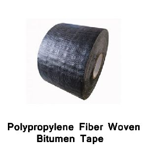 Polypropylene Fiber Woven Bitumen Tape