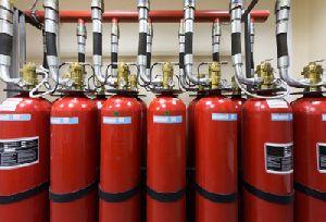 Fm-200 Gas Extinguishing System