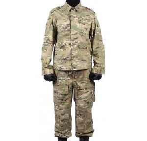 camouflage uniforms