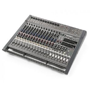 Channel Table Top Powered Audio Mixer