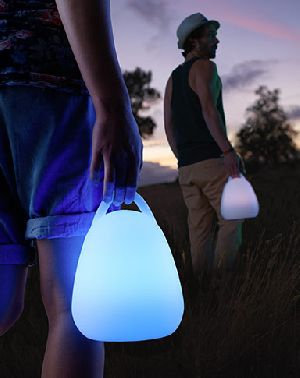 Led Handle Lantern