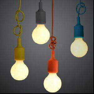 Silicon Pendant Lamp Holder