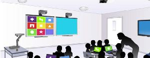 Smart Boards and LCD Screens