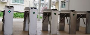 Turnstiles And Flap Barriers