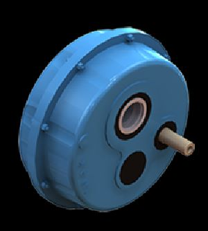 Shaft Mounted Helical Gear