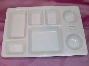 American Plate 8 Compartments