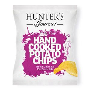 Gourmet Hand Cooked Potato Chips