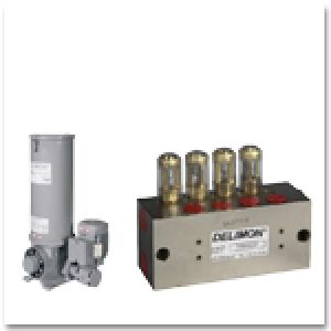 Bijur Delimon Industrial Lubrication System