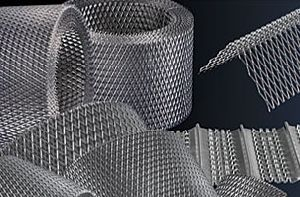 Expanded Mesh And Metal Products