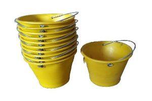 Italian Yellow Bucket