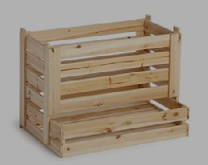 Wooden Or Plywood Pallets