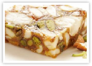 Roasted Dry Fruit Sweets