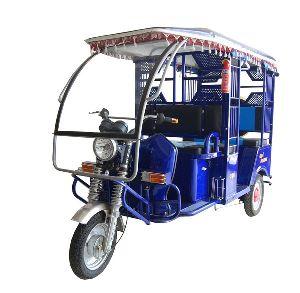 Api Pushpak Electric Rickshaw