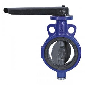 Cast Iron Butterfly Valve Wafer