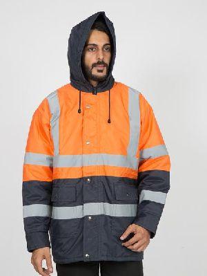 Extreme Weather Refl Tapes Parka Jacket